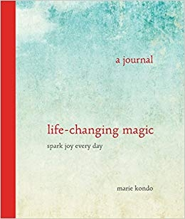 Life-Changing Magic: A Journal : Spark Joy Every Day by Marie Kondo