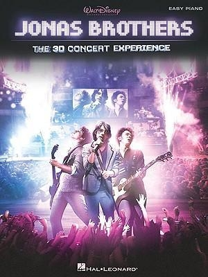 Jonas Brothers - The 3D Concert Experience: Easy Piano