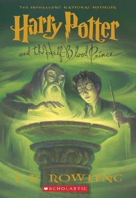 Harry Potter and the Half-Blood Prince (Book 6) by J K Rowling