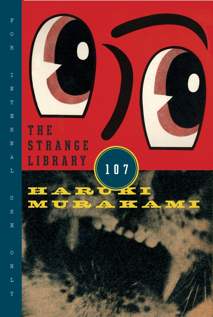 The Strange Library by Haruki Murakami