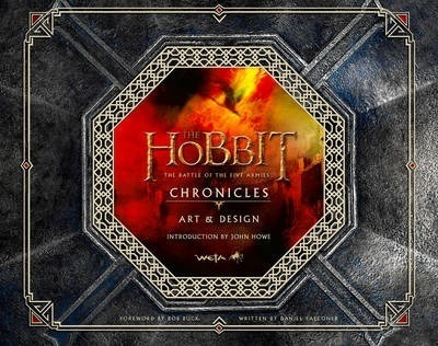 The Hobbit: The Battle Of The Five Armies - Chronicles I - Art & Design
