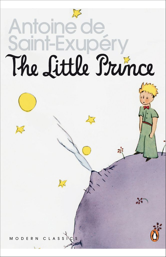 The Little Prince : And Letter to a Hostage by Antoine de Saint-Exupery