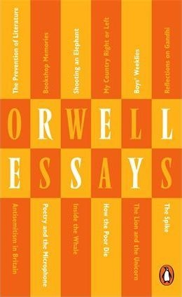 Modern Classics Essays by George Orwell