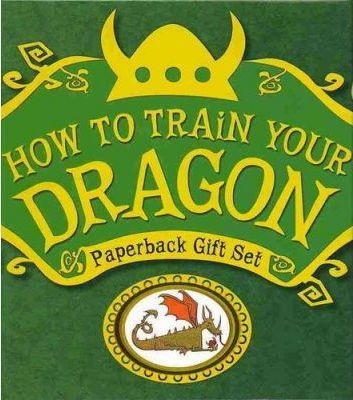 How to Train Your Dragon: Paperback Gift Set by Cressida Cowell