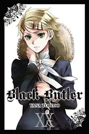 Black Butler, Vol. 20 by Yana Toboso