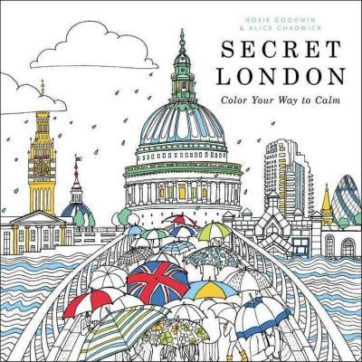 Secret London: Color Your Way to Calm