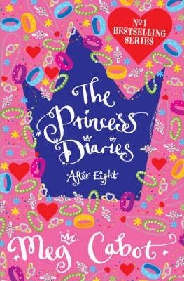 The Princess Diaries: After Eight by Meg Cabot