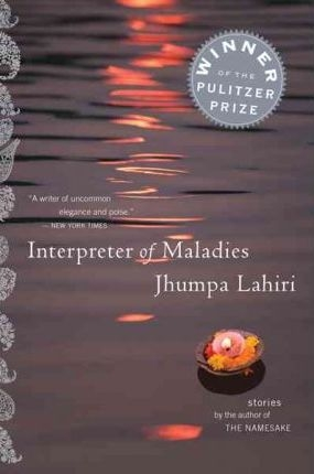 Interpreter Of Maladies stories by Jhumpa Lahiri