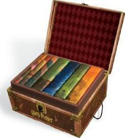 Harry Potter Hard Cover Boxed Set: Books #1-7 by J. K. Rowling