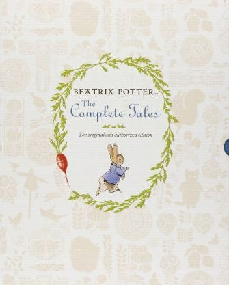 Beatrix Potter The Complete Tales : The 23 Original Tales by Beatrix Potter