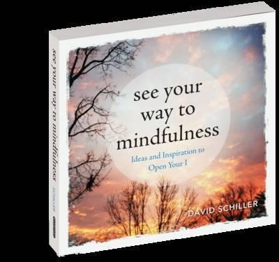 See Your Way to Mindfulness: Ideas and Inspiration to Open Your I by David Schiller