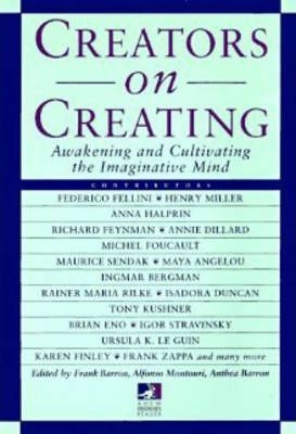 Creators on Creating (New Consciousness Reader) by Frank Barron
