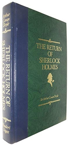 The Return of Sherlock Holmes (Reader's Digest) by Arthur Conan Doyle