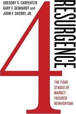 Resurgence : The Four Stages of Market-Focused Reinvention by Gregory S. Carpenter