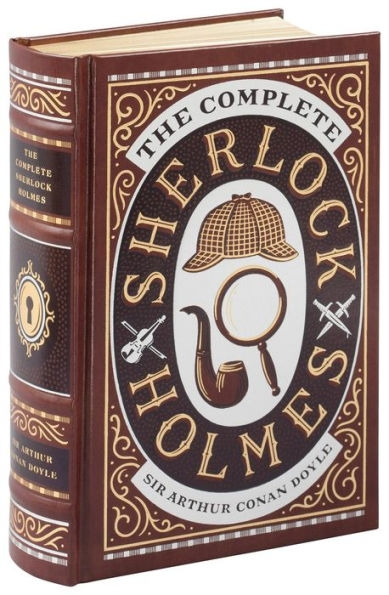 Complete Sherlock Holmes (Barnes & Noble Collectible Editions) by Arthur Conan Doyle