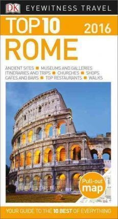Eyewitness Top 10: Rome by  Dk Travel
