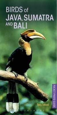 Birds of Java, Sumatra and Bali (Pocket Photo Guides) by Tony Tilford