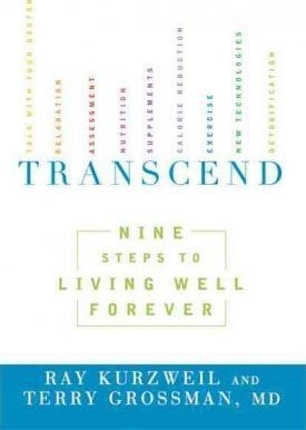 Transcend by Ray Kurzweil / Terry Grossman