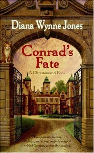 Conrad's Fate (A Chrestomanci Book) by Diana Wynne Jones