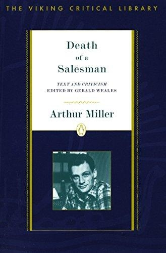Death of a Salesman (Viking Critical Library) by Arthur Miller