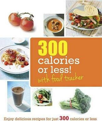 300 Calories Or Less (Food Tracker)
