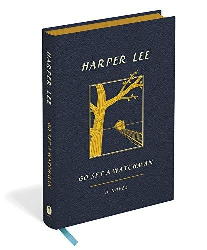 Go Set a Watchman, Leatherbound Edition by Harper Lee