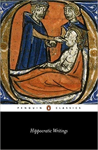 Hippocratic Writings (Penguin Classics) by Hippocrates