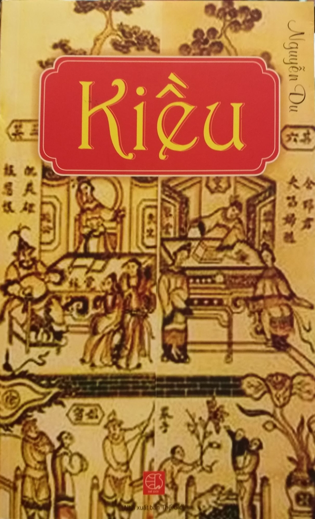 Tale of KIEU (bilingual Vietnamese-English)