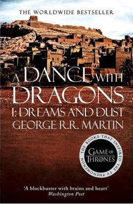 Song of Ice and Fire (5) - A Dance With Dragons by George R. R. Martin