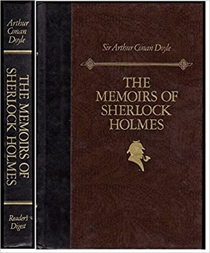 The Memoirs of Sherlock Holmes (Book #4 in the Sherlock Holmes Series) (The World's best reading) by Sir Arthur Conan Doyle