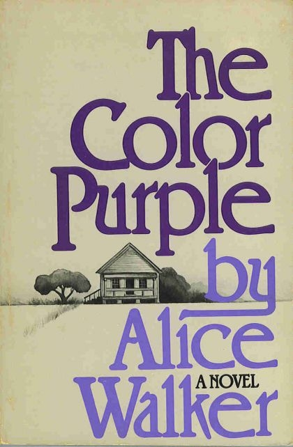 The Color Purple a novel by Alice Walker