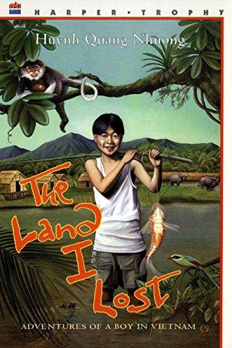 The Land I Lost Adventures of a Boy in Vietnam (Harper Trophy Book) by Quang Nhuong Huynh
