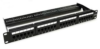 Patch panel Commscope/AMP 1375014-2 24 cổng cat6