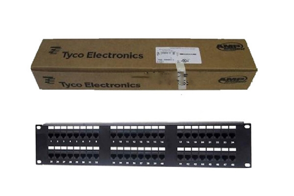 Patch panel Commscope/AMP 1479155-2 48 cổng cat5