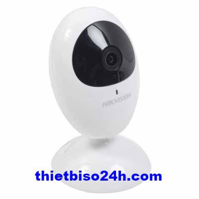Camera IP Cube Wifi 1MP Hikvision DS-2CV2U01EFD-IW