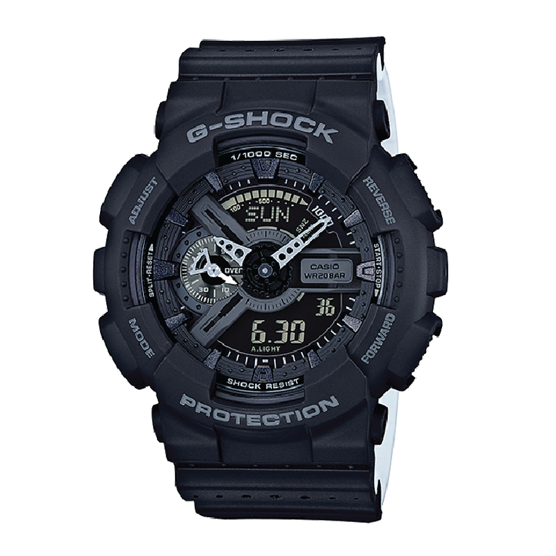 G-SHOCK GA-110LP-1A BLACK | GA-110LP-1ADR