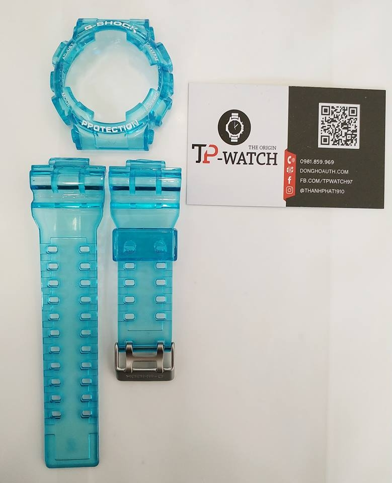VỎ G-SHOCK CUSTOM JELLY GA-100 | GA-110 | GA-120 | GD-100 | GD-110 | GD-120