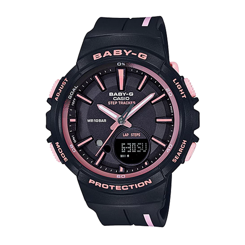 BABY-G BGS-100RT-1A Step Tracker | BGS-100RT-1ADR