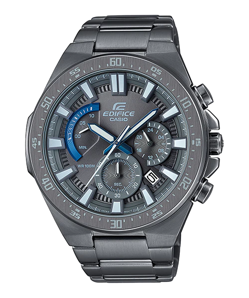 EDIFICE EFR-563GY-1A GREY STEEL