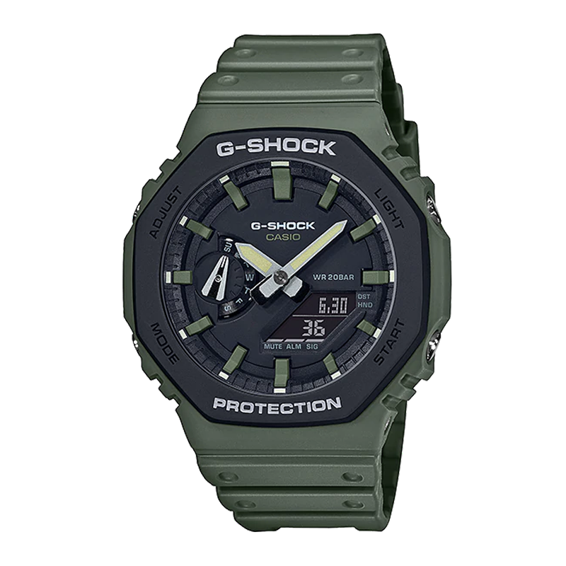 G-SHOCK GA-2110SU-3A CARBON CORE GUARD | GA-2110SU-3ADR