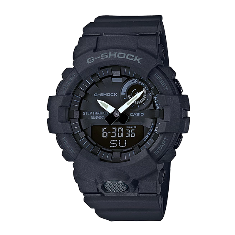 G-SHOCK GBA-800-1A G-SQUAD (step tracker, bluetooth)