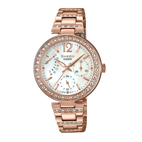 CASIO SHEEN SHE-3043PG-7A | SHE-3043PG-7AUDR