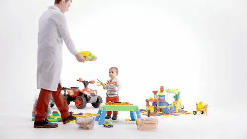 thử nghiệm tính an toàn và chất lượng sản phẩm đồ chơi đối với trẻ em