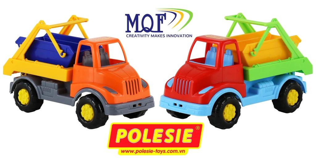 xe đồ chơi trẻ em leon polesie việt nam