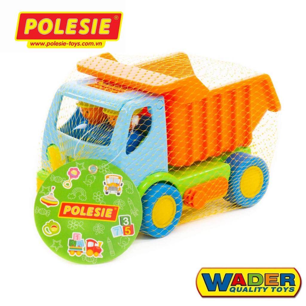 quy cách đóng gói Xe tải HaLi 3294 đồ chơi trẻ em