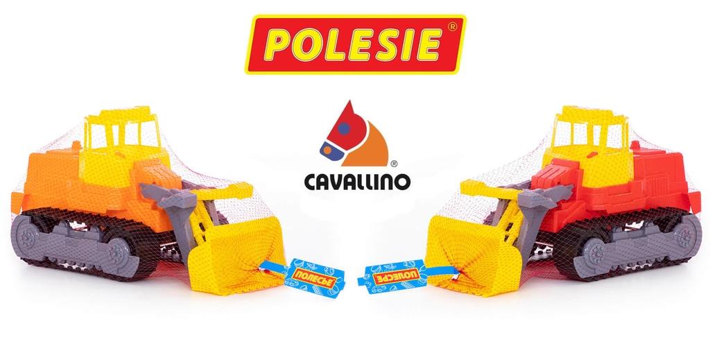 quy cách đóng gói xe xúc lật bánh xích 7377 đồ chơi Cavallino Polesie Việt Nam