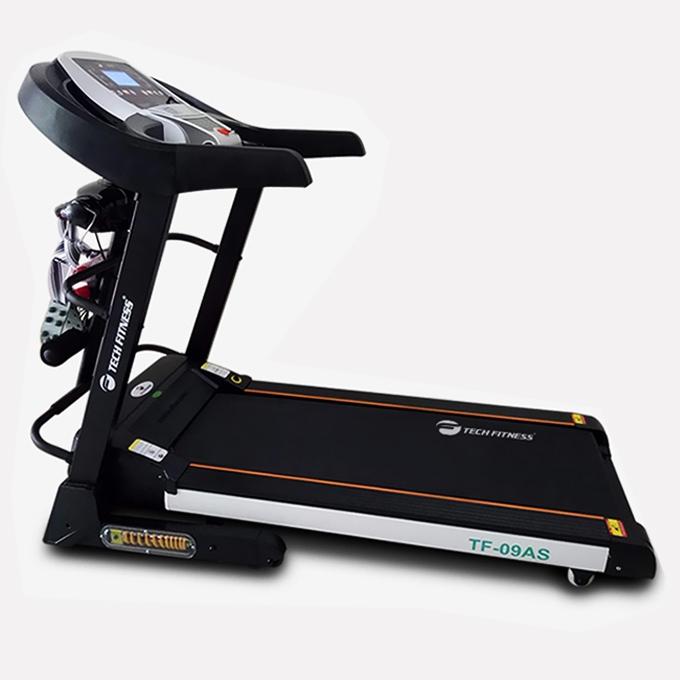 Máy chạy bộ điện Tech Fitness TF-09AS chính hãng tốt nhất