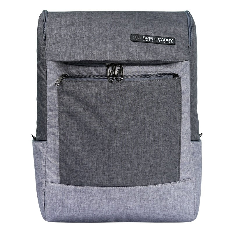 Ba lô laptop SimpleCarry K1 D.Grey+Grey