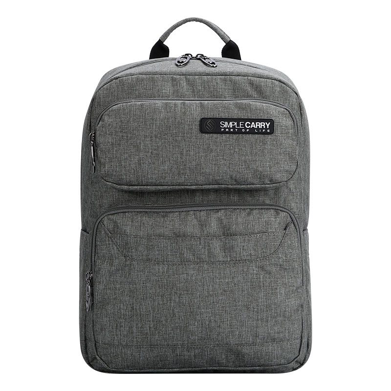 Balo laptop SimpleCarry Issac 1 B.Grey