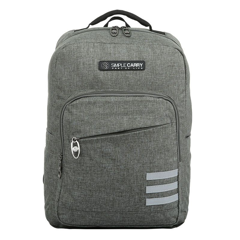 Balo laptop SimpleCarry Issac3 B.Grey